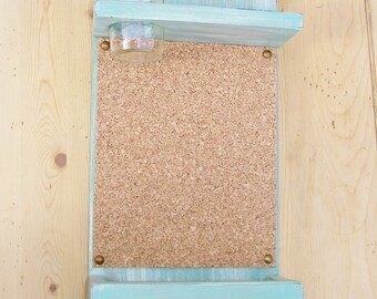 Wall mail organizer mail box mason jar key hooks cork for Wall mail organizer with cork board