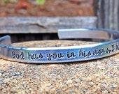 handstamped bracelet, cuff bracelet, loss bracelet, infant loss, inspirational bracelet, memorial bracelet, memorial jewelry, remembrance