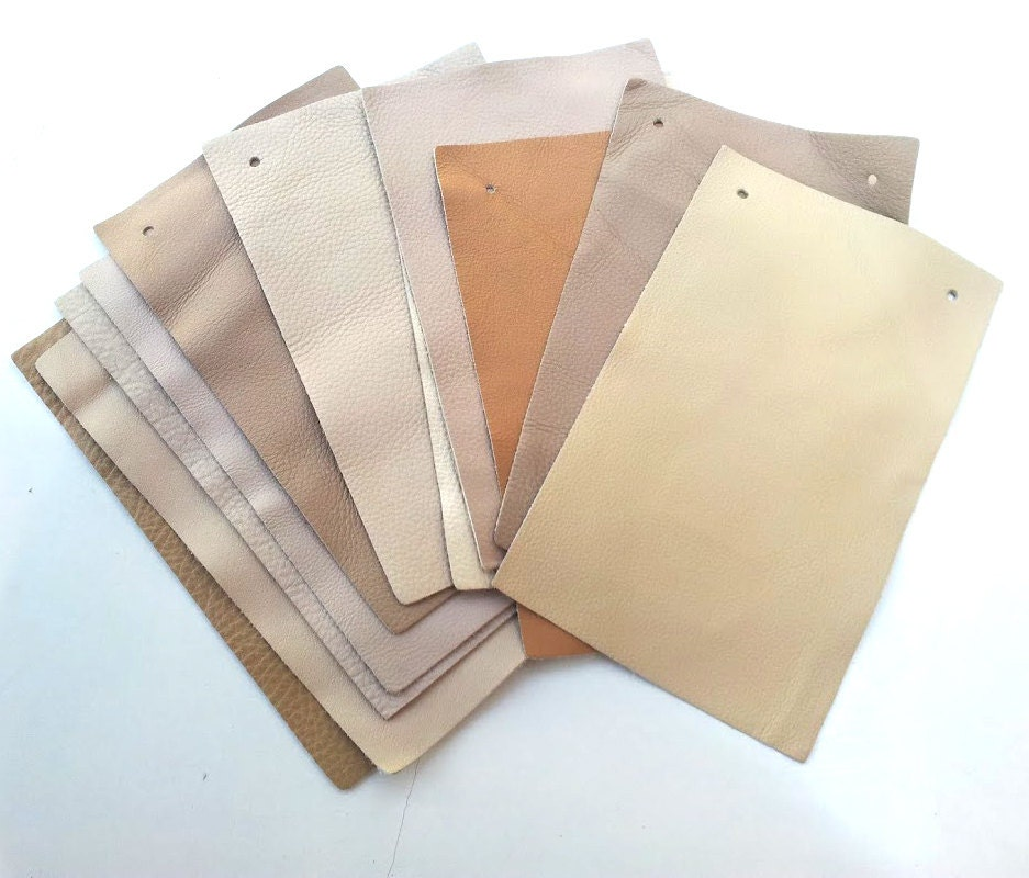 Leather Sheets For Crafting Of Leather Pieces Crafts Piece 9 9 X 5 9 For