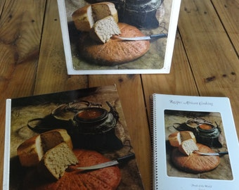 Vintage 1970 Life Foods of the World-African Cooking by Laurens van der Post