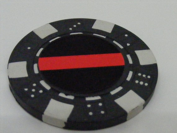 The thin red line poker