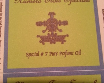 Special #3 Pure Perfume Oil