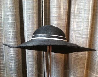Vintage black Madeaps hat