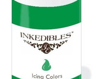 30grams Inkedibles Green Icing Color (1oz)