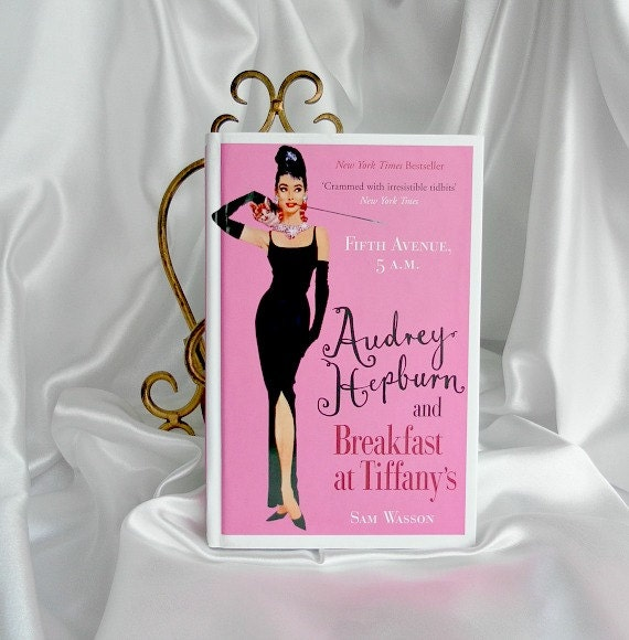 Book Clutch Purse - Breakfast at Tiffany's