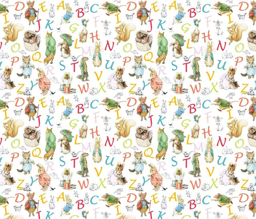 301 moved permanently for Beatrix potter mural wallpaper