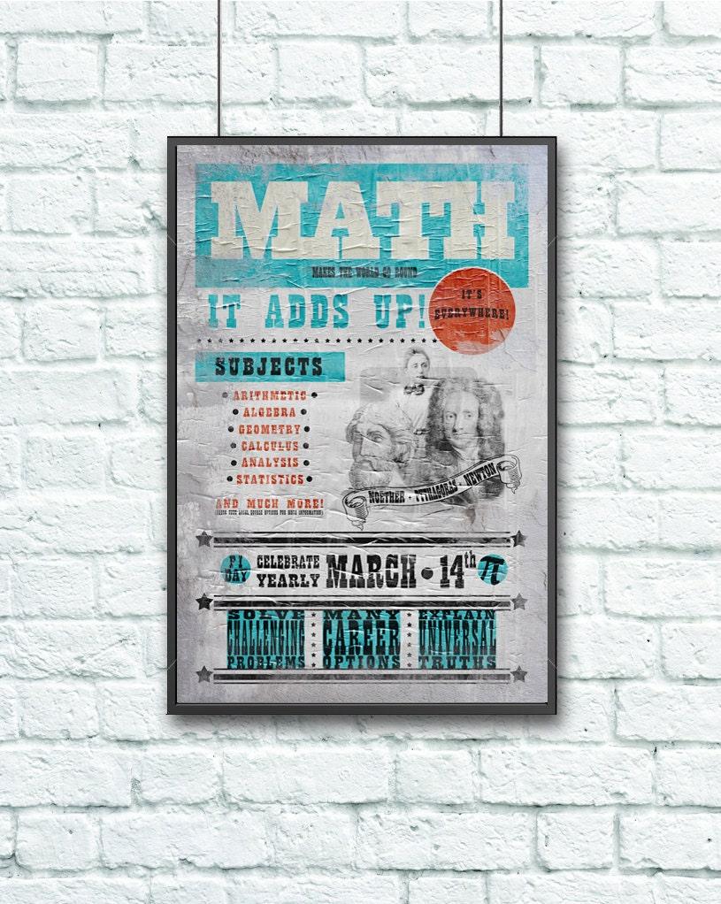 Vintage Math 85
