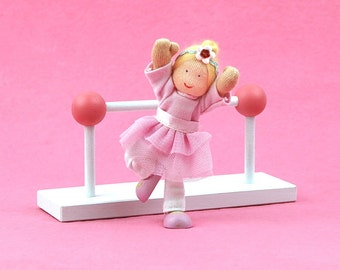 Buttercup the Ballerina Dollhouse Doll