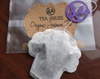 Muffin shaped Tea Bag