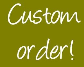 Custom airbrushed  t-shirt order for Virginia