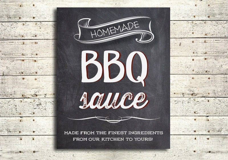 bbq sauce label template unavailable listing on etsy