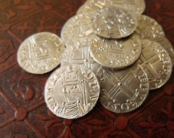 25 Reproduction coins of Edward the Confessor