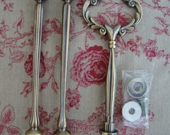 NEW Antique Bronze 3 x Tier Cake Stand Fitting