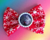 Bumble the Abominable Snowman Hair Bow