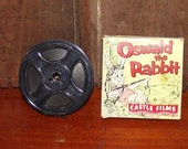 Oswald the Rabbit 8mm Cartoon Movie