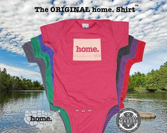 Colorado home Baby Bodysuit