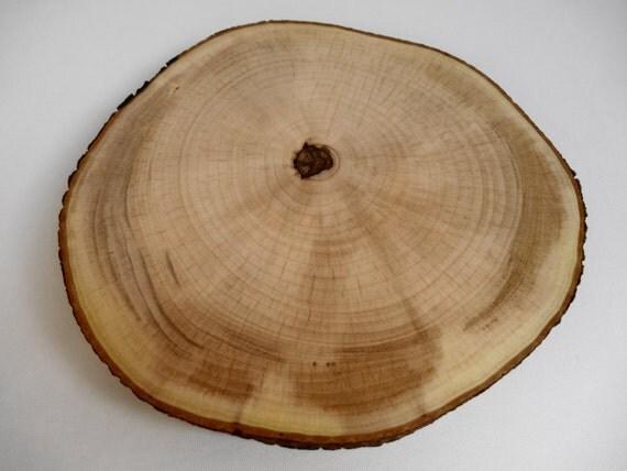 bois tranche 8 9 tranche d 39 arbre dalle bois bois par daliaswoodland. Black Bedroom Furniture Sets. Home Design Ideas
