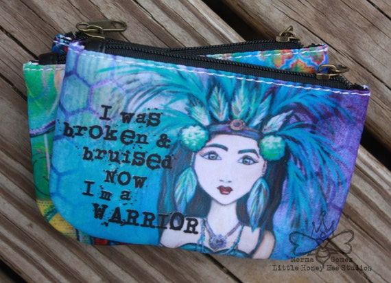Coin Purse: Warrior