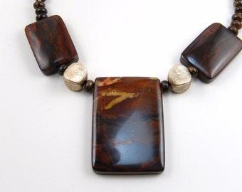 Leanna statement necklace