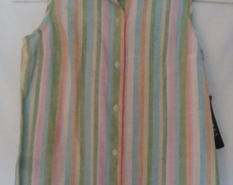 Ralph Lauren Sleeveless Shirt