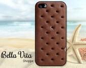 Ice Cream Sandwich iPhone Case - iPhone 6 6 Plus 5 5S 5C 4 4S