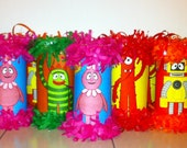 Yo Mini Pinata Party Favor/Goodie Bag