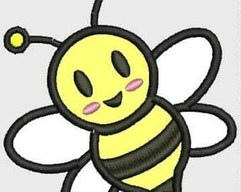 Honey Bee  Appliqué
