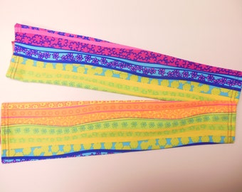 Neon Rainbow sleeve
