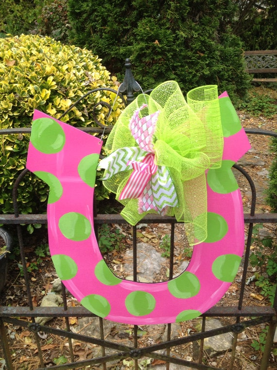 Horseshoe Door Hanger