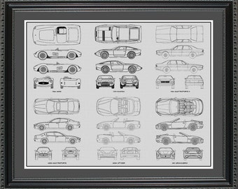 Bmw 3 series blueprint collection drawing art car auto gift maserati blueprint collection drawing art car auto gift bmasr2024 malvernweather Image collections