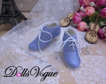 B13-B14  1/3  1/4 BJD Boots/Shoes Supper dollfie MSD Luts -Purple