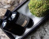 Fluere: Beard Oil 2 oz Natural Wintergreen and Fir
