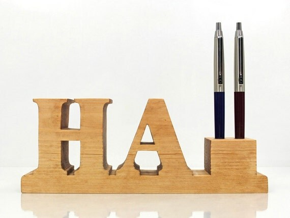 Wooden Pen Holder Gift