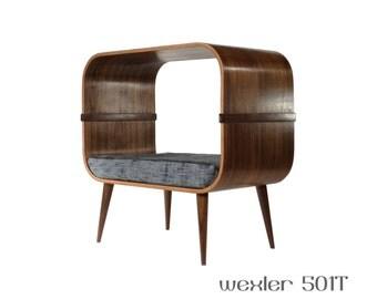 Wexler 501T mid century modern cat bed
