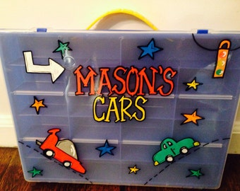Personalized Car Storage Case