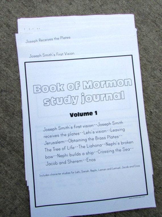 book of mormon pdf download