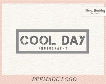 Custom Logo Design and Watermark - Premade  FB142