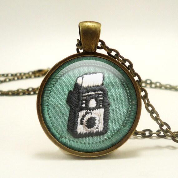 scout merit badge photographer necklace etsy