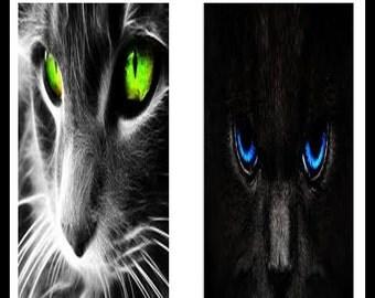 Eyes - Eye - Digital Download Sheet - Digital Collage Sheet - Animal Eye Print - Scrapbooking - Dominoe Prints - Dominoes - Jewelry - DDP246