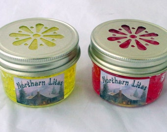 Smelly Jelly, Choose scent - 2 - 4 oz Air Fresheners, Smelly Jelly, potpourri, room freshener, room deodorizer, flameless candle