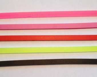 Silicon/Rubber Slider Bracelets