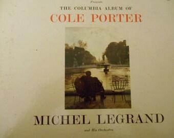 The Columbia Album of Cole Porter Volume Two - Michel Legrand and his Orchestra- vinyl record