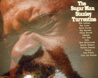 Stanley Turrentine - The Sugar Man- vinyl record