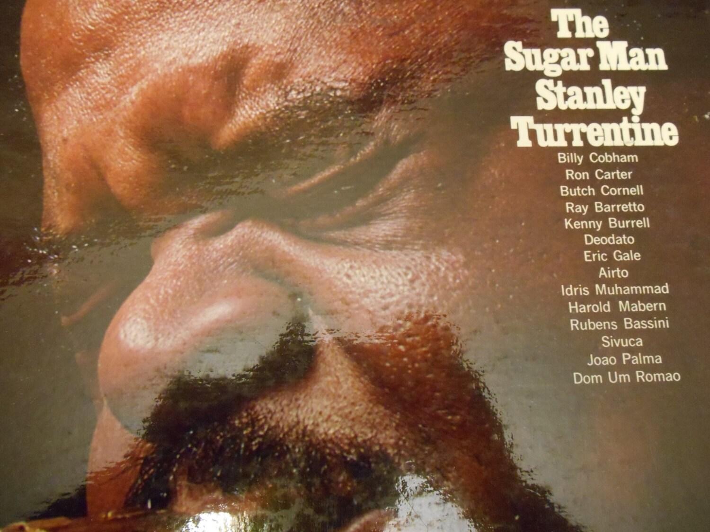 Stanley Turrentine The Sugar Man Vinyl Record