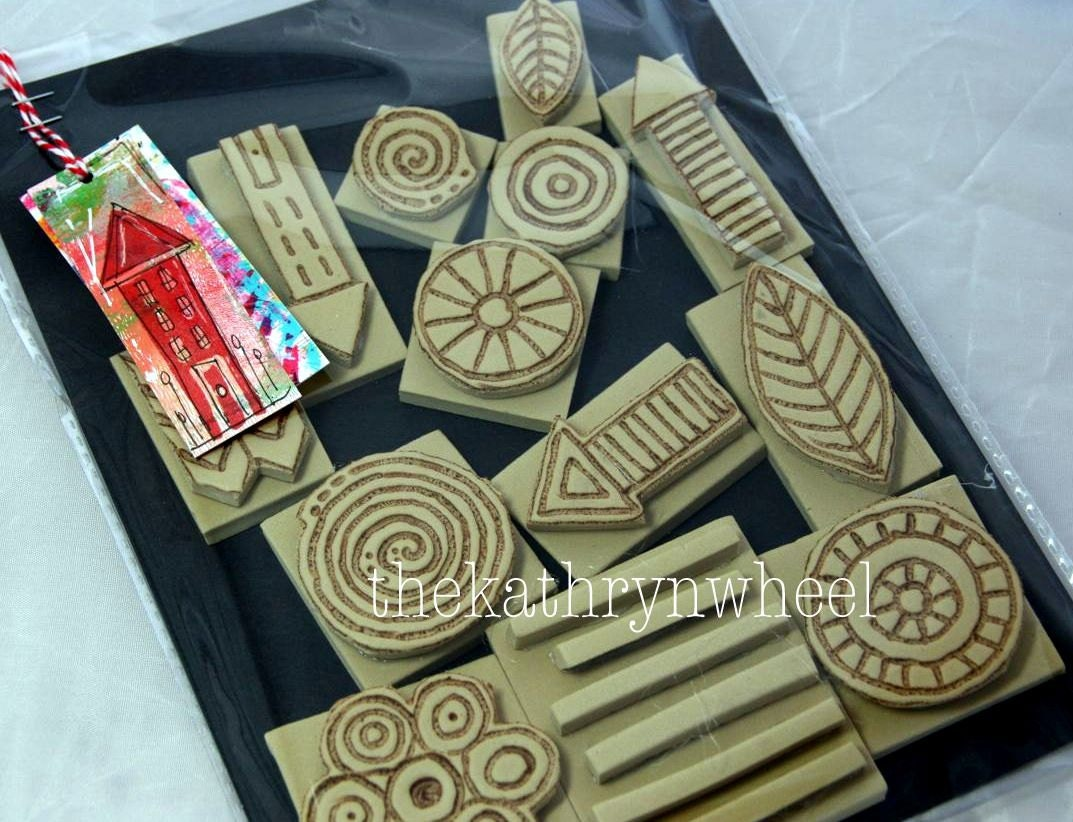 Carving stamps from foam: best images about stamp carving on