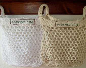 Crochet Pattern for LARGE Market Bag