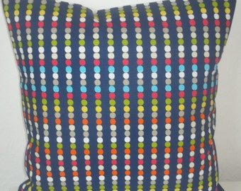 """Harlequin ABACUS fabric cushion cover, pillow cover, 16"""" x 16"""" (41cm x 41cm)"""