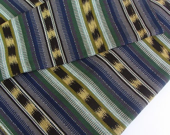 South American (#23) Fabric by the Yard (THICK) - 100% Cotton (Thick)