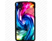 Colorful Swirl Google Nexus 6 Case, Nexus 5 case, Google nexus 6 Cover, Google nexus 5 case, nexus 4 cover
