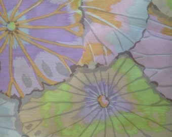 LOTUS LEAF  Pastel GP29  by Kaffe Fassett